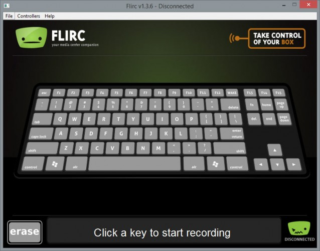 flirc_tv_tastatur_layout