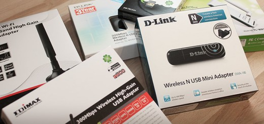Wireless WLAN USB STICK Adapter Empfehlung