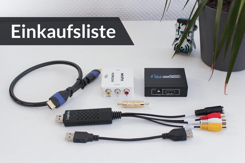 Ambilight für jedes HDMI-Gerät! Die ultimative Schritt-für-Schritt ...